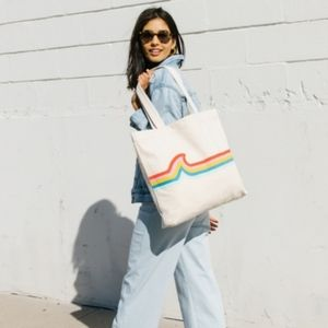 Madewell Insider tote bag limited edition NWOT